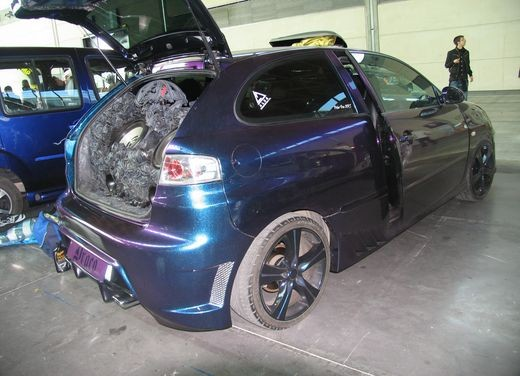 My Special Car Show 2009 – Tuning - Foto 165 di 247