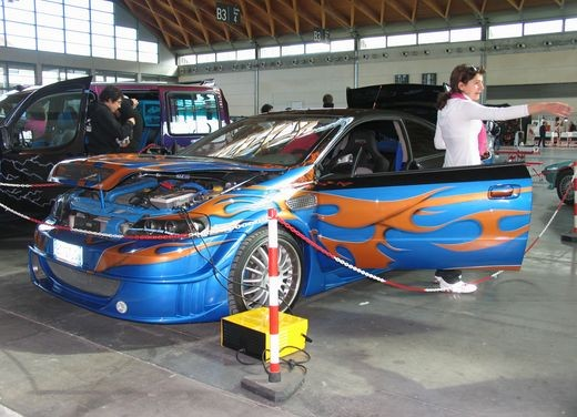 My Special Car Show 2009 – Tuning - Foto 167 di 247