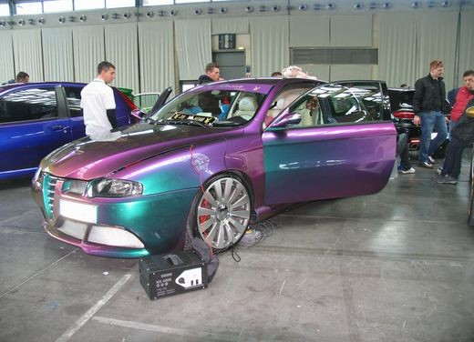 My Special Car Show 2009 – Tuning - Foto 222 di 247