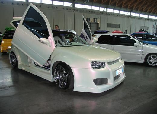 My Special Car Show 2009 – Tuning - Foto 230 di 247