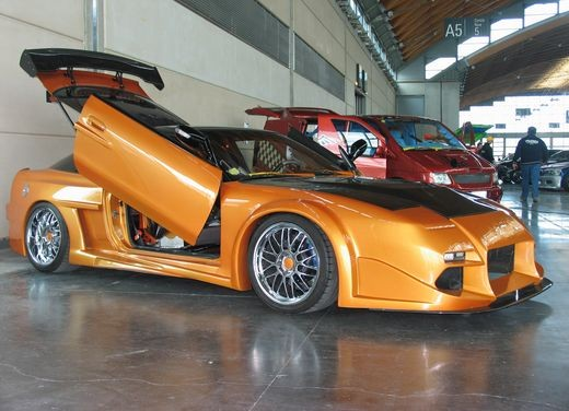 My Special Car Show 2009 – Tuning - Foto 238 di 247