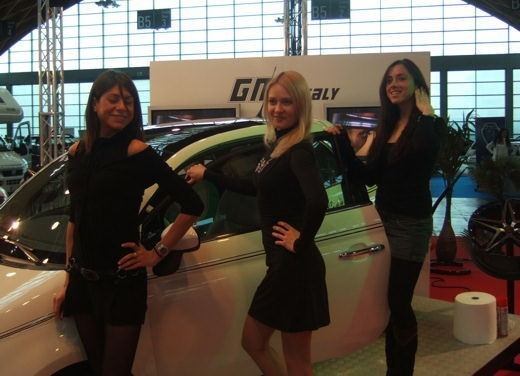 My Special Car Show 2009 – Girls - Foto 5 di 56