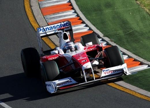 F1 2009: risultati GP Melbourne