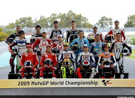 MotoGp 2009 – Test Jerez de la Frontera