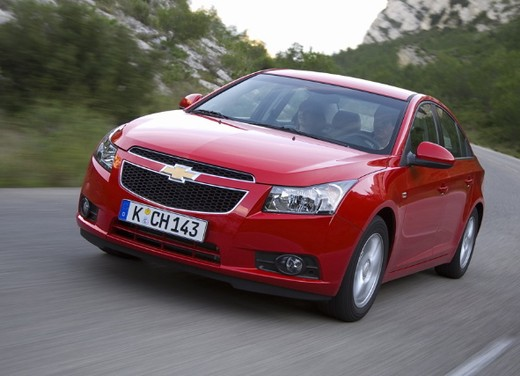 Chevrolet Cruze – Test Drive