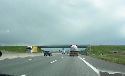 Abruzzo: autostrade A24 e A25 chiuse per terremoto - Foto 1 di 4