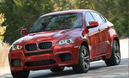 BMW X6 M - Foto 19 di 53