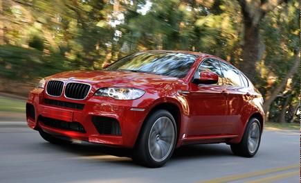 BMW X6 M - Foto 22 di 53