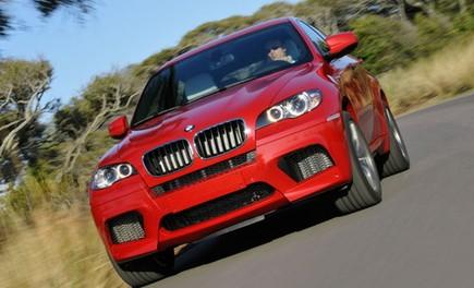 BMW X6 M - Foto 17 di 53