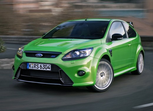 Ford Focus RS ? Test Drive per la sportivissima ma economica Focus RS