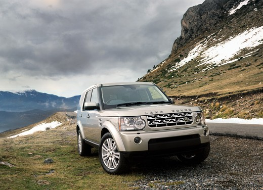 Land Rover Discovery 4 - Test Drive del fuoristrada Discovery