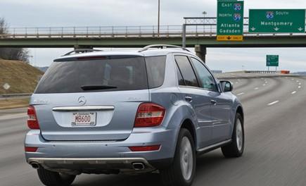 Mercedes ML 450 Hybrid - Foto 14 di 17