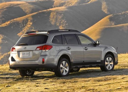 Nuova Subaru Outback - Foto 39 di 40