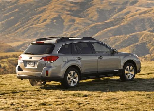 Nuova Subaru Outback - Foto 40 di 40