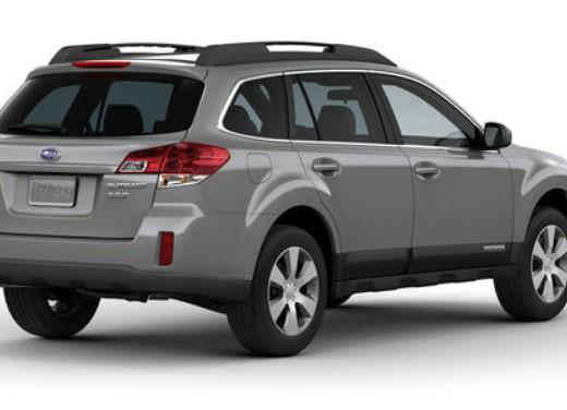 Nuova Subaru Outback - Foto 6 di 40