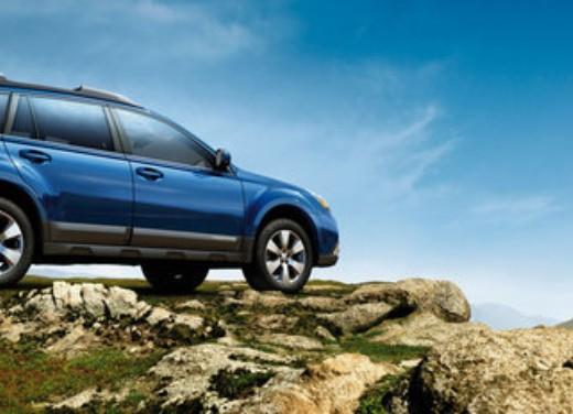 Nuova Subaru Outback - Foto 7 di 40