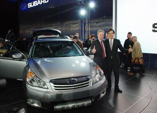 Nuova Subaru Outback - Foto 10 di 40