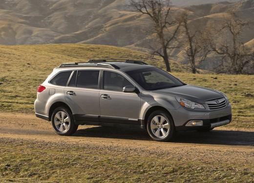 Nuova Subaru Outback - Foto 31 di 40