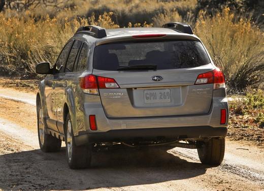Nuova Subaru Outback - Foto 32 di 40