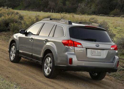 Nuova Subaru Outback - Foto 35 di 40