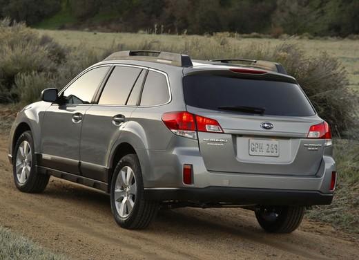 Nuova Subaru Outback - Foto 36 di 40