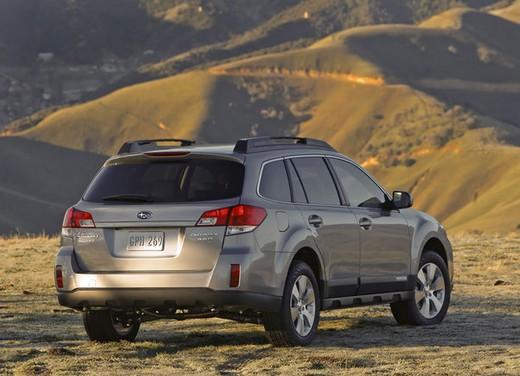 Nuova Subaru Outback - Foto 37 di 40