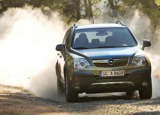 Opel Antara GPL