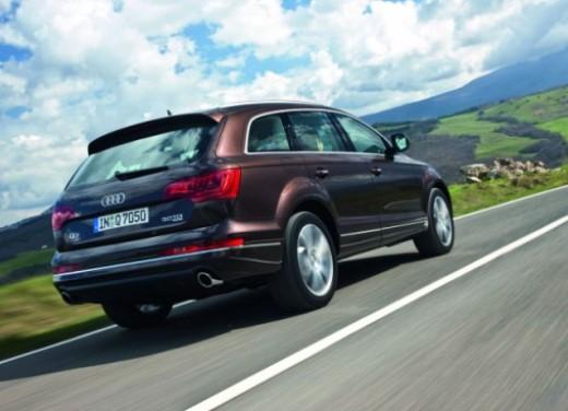 Nuova Audi Q7, il SUV Audi in vendita a partire da 56.100 Euro
