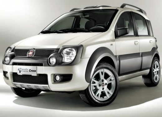 Fiat Panda Cross – Test Drive - Foto 1 di 104