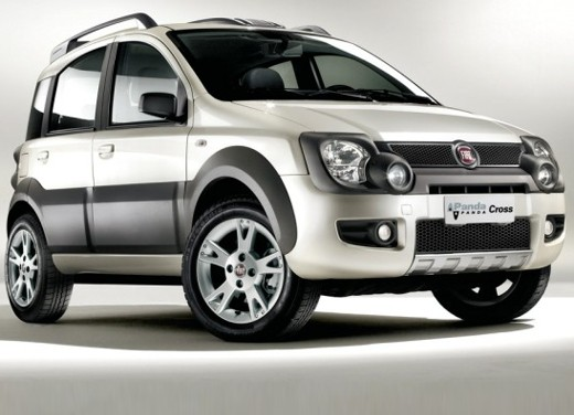 Fiat Panda Panda Cross metano