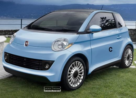 Fiat Topolino 2013