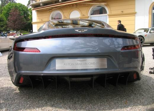 Aston Martin One-77 - Foto 21 di 26