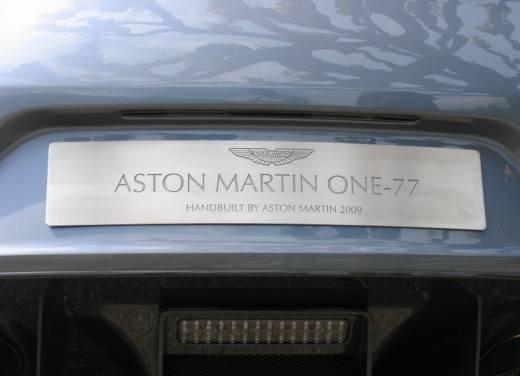 Aston Martin One-77 - Foto 22 di 26