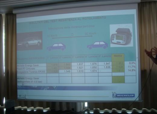 Michelin piu aria meno consumi - Foto 14 di 18