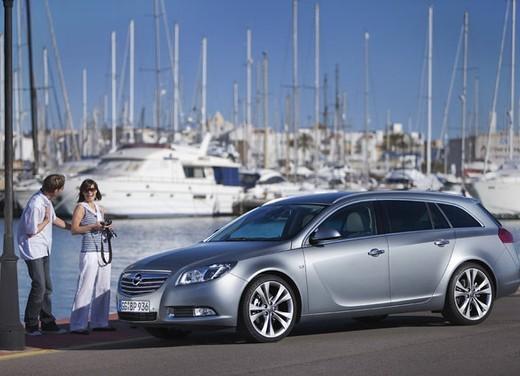Opel Insignia GPL - Foto 23 di 39