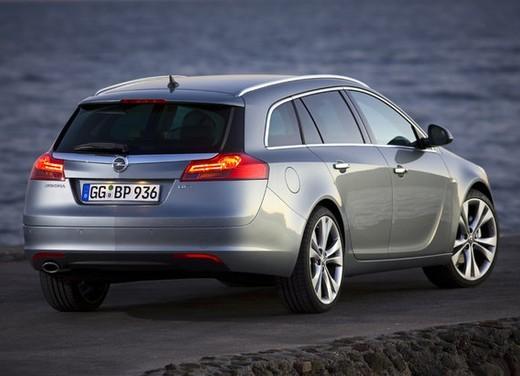 Opel Insignia GPL - Foto 27 di 39