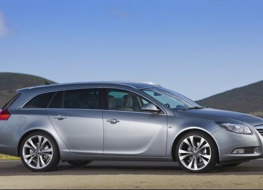 Opel Insignia GPL - Foto 29 di 39
