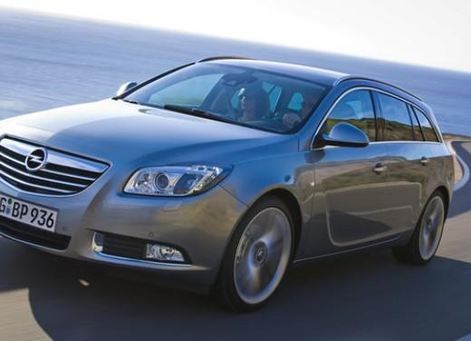 Opel Insignia GPL - Foto 15 di 39