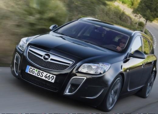 Opel Insignia GPL - Foto 7 di 39