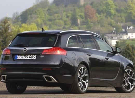 Opel Insignia GPL - Foto 11 di 39