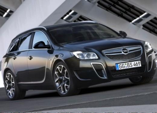 Opel Insignia GPL - Foto 3 di 39