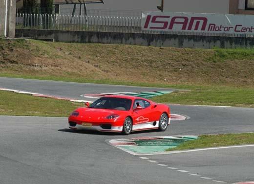 Ferrari 360 Challenge Top Drive e Corso Drifting – luglio - Foto 12 di 27