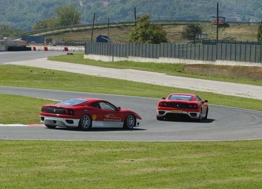 Ferrari 360 Challenge Top Drive e Corso Drifting – luglio - Foto 13 di 27