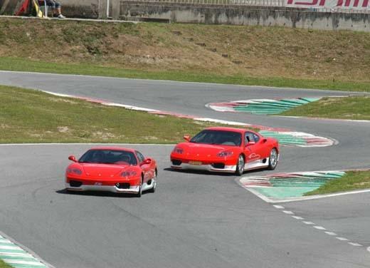 Ferrari 360 Challenge Top Drive e Corso Drifting – luglio