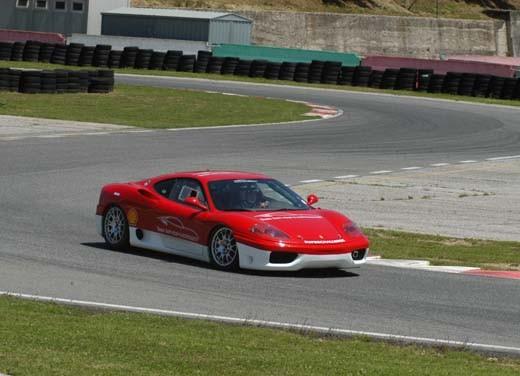 Ferrari 360 Challenge Top Drive e Corso Drifting – luglio - Foto 17 di 27