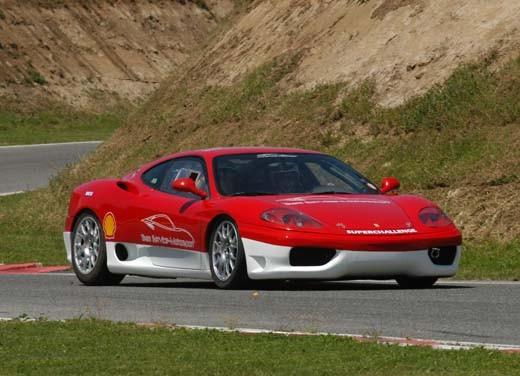 Ferrari 360 Challenge Top Drive e Corso Drifting – luglio - Foto 18 di 27