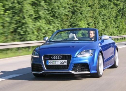 Audi TT RS - Foto 27 di 60