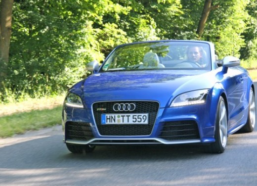 Audi TT RS - Foto 29 di 60