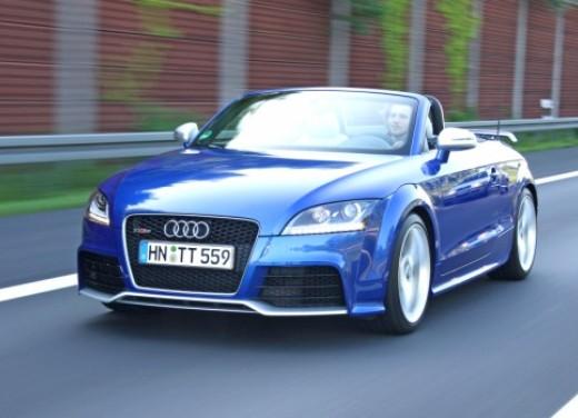 Audi TT RS - Foto 30 di 60