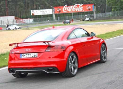 Audi TT RS - Foto 5 di 60